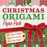 Christmas Origami Paper Pack by Sterling Publishing Company