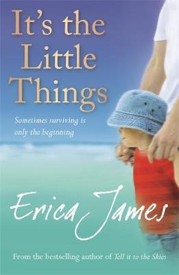 It's The Little Things by Erica James image