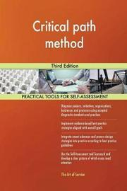 Critical Path Method Third Edition by Gerardus Blokdyk image