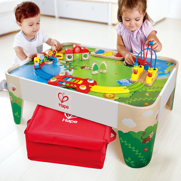 Hape: Railway - Play Table