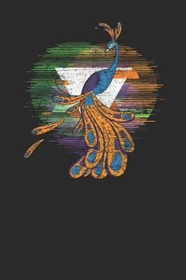 Abstract Peacock by Peacock Publishing