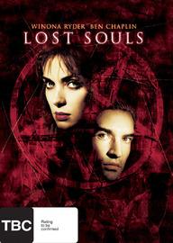 Lost Souls on DVD