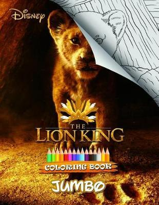 Lion King Coloring Book by Jack Wilson