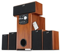 Genius SW-HF5.1 5000 Home Theatre System