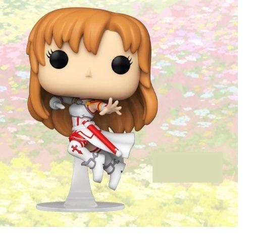 Sword Art Online: Asuna (Pose) - Pop! Vinyl Figure