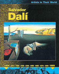 Salvador Dali by Robert Anderson