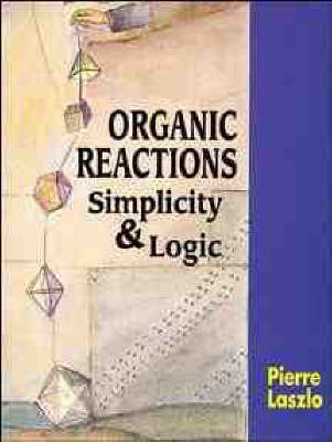 Organic Reactions by Pierre Laszlo image