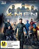 X-Men: Days of Future Past 3D (3D Blu-ray/Blu-ray/Ultraviolet) DVD
