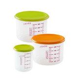 Beaba: Portion Food Jars (Set of 3)