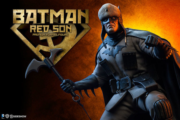 Batman - Red Son Premium Format Statue