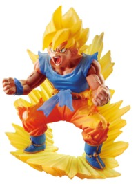 Dragon Ball: Super Saiyan Son Goku Figure