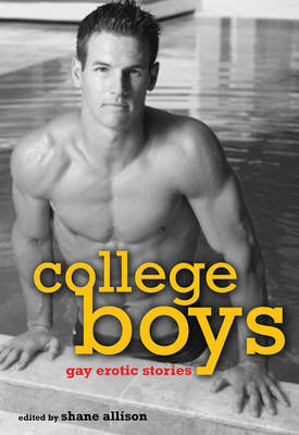 College Boys by Shane Allison image