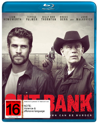 Cut Bank on Blu-ray