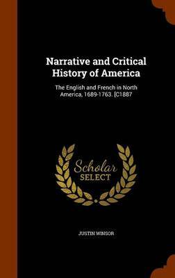 Narrative and Critical History of America by Justin Winsor image