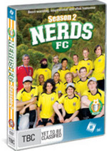 Nerds FC - Season 2 (2 Disc Set) on DVD