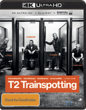 Trainspotting 2 (4K UHD + Blu-ray + UV) DVD