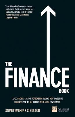 The Finance Book by Stuart Warner
