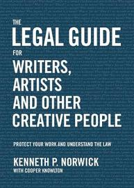 The Legal Guide by Kenneth P Norwick