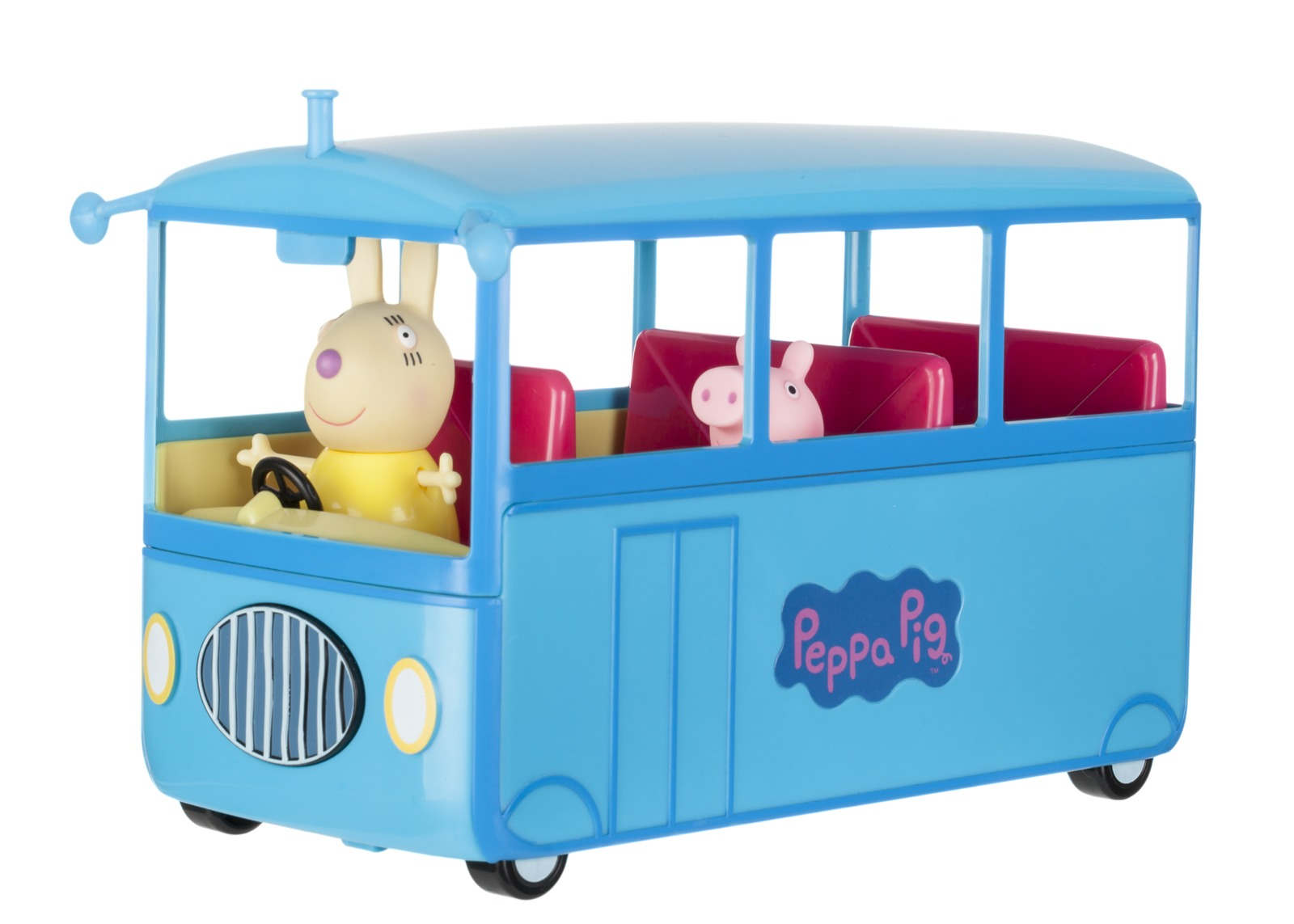Peppa Pig: Peppa's School Bus image
