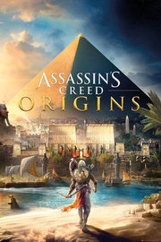 Assassins Creed Origins: Cover - Maxi Poster (658)