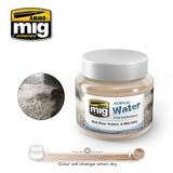 Acrylic Water- Wild River Water (250ml)