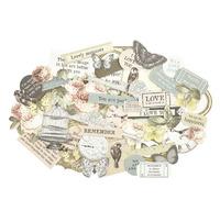 Kaisercraft: Romantique - Die Cut Cardstock Pieces