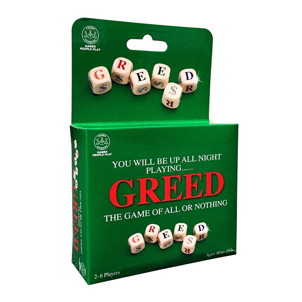 Greed Game image