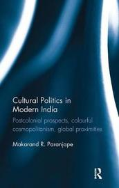 Cultural Politics in Modern India by Makarand R. Paranjape image