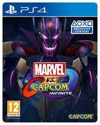 Marvel vs Capcom Infinite Deluxe Edition for PS4