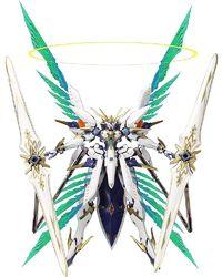 Xenoblade Chronicles 2 Siren Action Figure