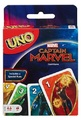 Captain Marvel Uno - Card Game