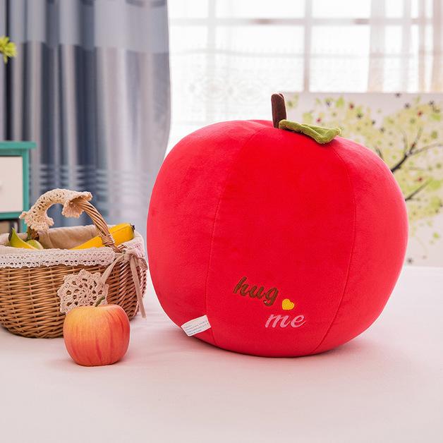 Giant Fruit Red Apple Plush (65cm)