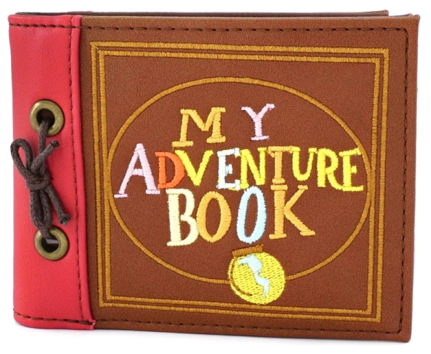 Loungefly: Up Wallet - My Adventure Book