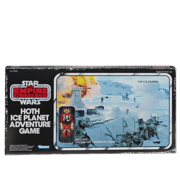 Star Wars: The Empire Strikes Back Hoth Ice Planet Adventure