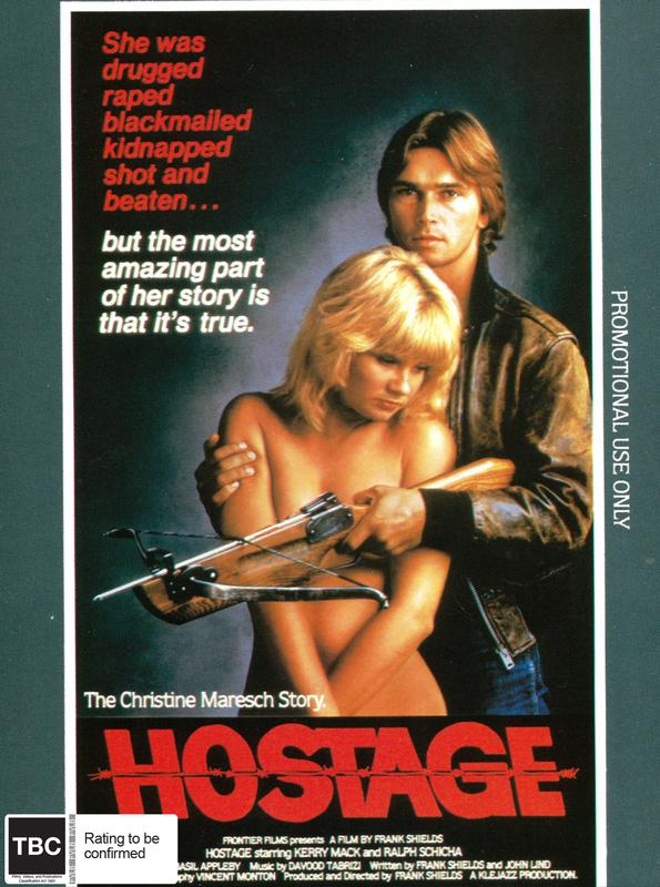 Hostage on Blu-ray