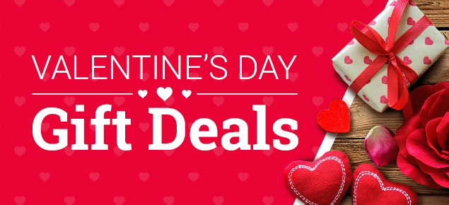 Valentine's Day Gift Deals