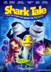 Shark Tale (Bonus Hammy's Hyperactivity DVD) on DVD