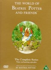 Beatrix Potter - The World Of Peter Rabbit And Friends on DVD