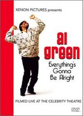 Al Green - Everything's Going To Be Alright on DVD