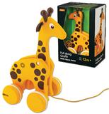 Brio - Pull-Along Giraffe