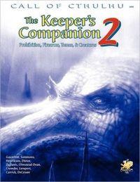Keeper's Companion 2 by Lynn Willis