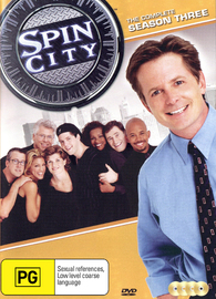 Spin City - The Complete Season 3 on DVD
