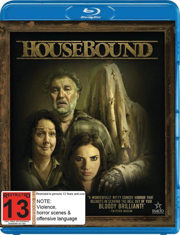 Housebound on Blu-ray