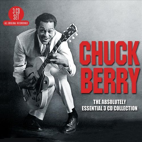 The Absolutely Essential Collection (3CD) by Chuck Berry