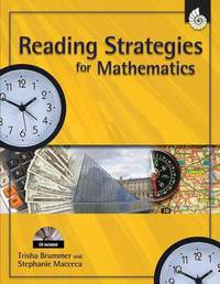Reading Strategies for Mathematics by Stephanie Macceca image
