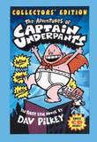 The Adventures of Captain Underpants (Book One) Anniversary Edition by Dav Pilkey
