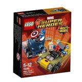 LEGO Super Heroes - Mighty Micros: Captain America vs. Red Skull (76065)