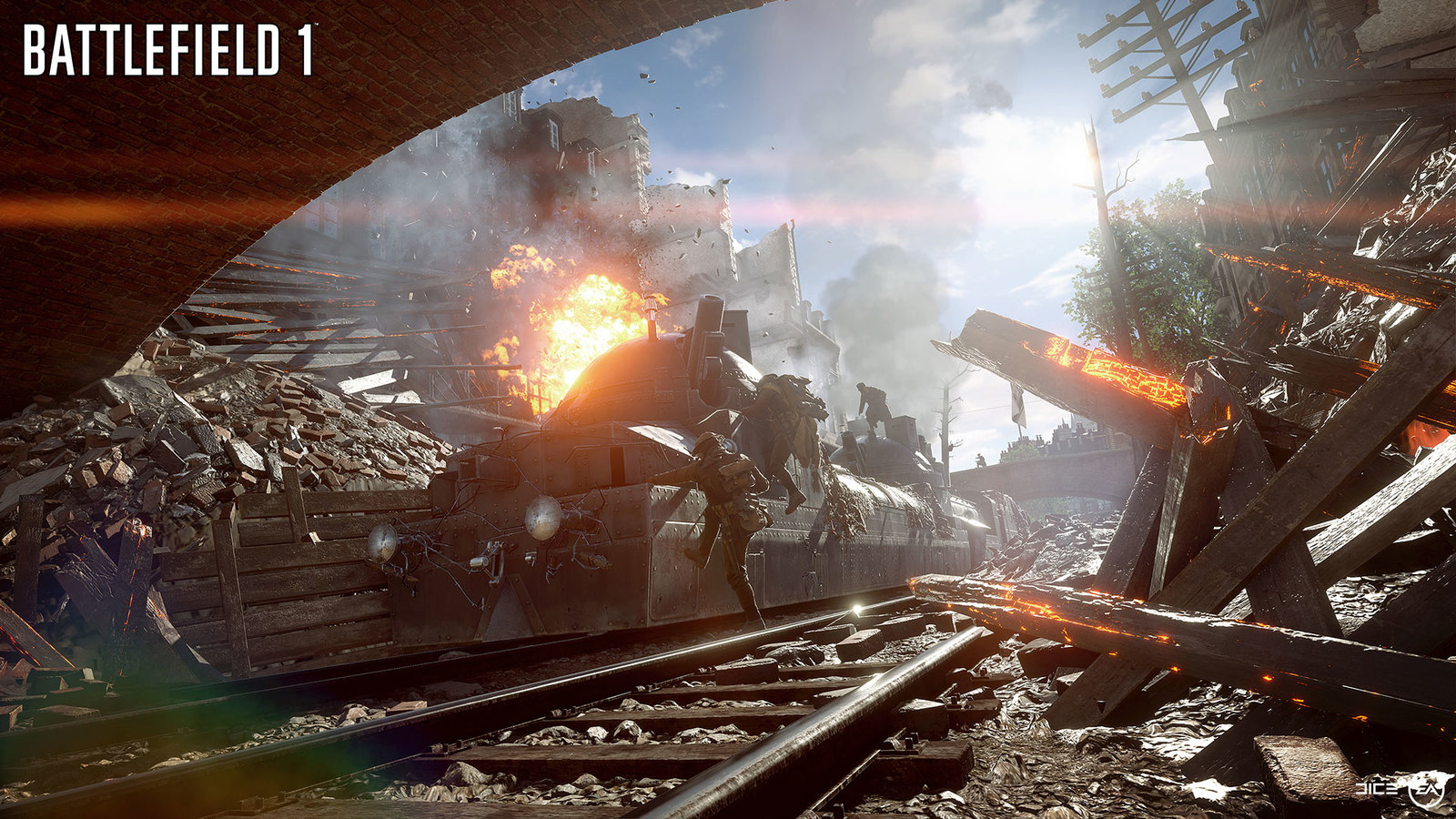Battlefield 1 for PS4 image