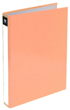FM: A4 Ringbinder - Pastel Sunset Orange