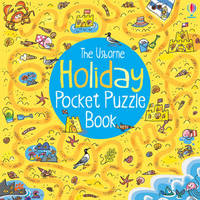 Holiday Pocket Puzzle Book by Alex Frith